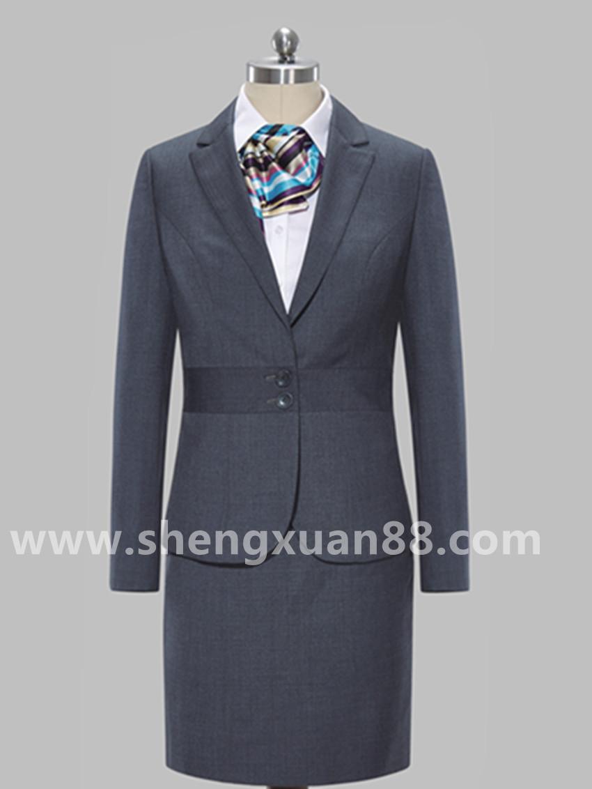 女士西服SX-219