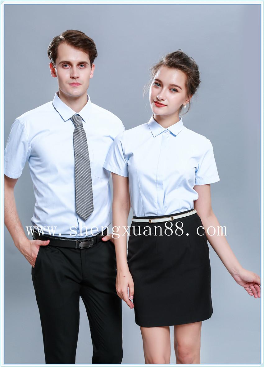 男女短袖襯衫sx-168