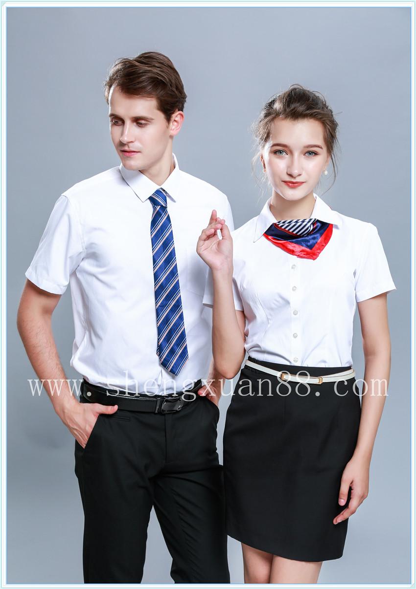 男女短袖襯衫sx-169